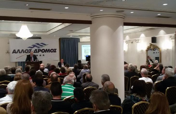 ΕΛΛΑΔΑ – Ο ΑΛΛΟΣ ΔΡΟΜΟΣ: Πλήθος κόσμου στη Θεσσαλονίκη